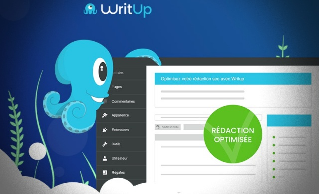 WP WritUp plug-in SEO